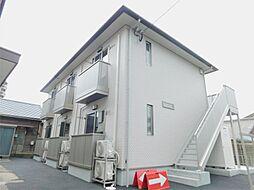 福岡県北九州市小倉北区高坊2丁目の賃貸アパートの外観