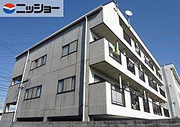 レジデンス新清洲[2階]の外観