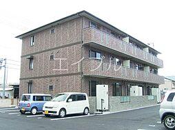 パストラル A棟[3階]の外観