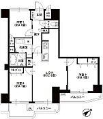 平成築・新耐震製基準・安心のオートロック新生活のスタートにも嬉しい家具付きマンションです。