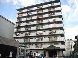 大阪府大東市諸福7丁目の賃貸マンションの外観