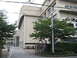 花山中学校