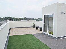 モデルハウス  土地と建物のセットプランではありません。