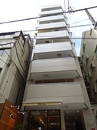 ボヌール麻布十番[501号室]の外観