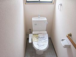1階トイレ新品