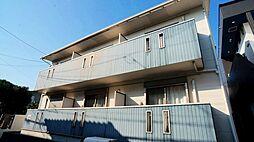 プレスト福大前D棟[1階]の外観
