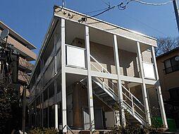 メンターズハウス[2階]の外観