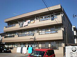 愛知県日進市梅森台1丁目の賃貸マンションの外観