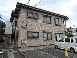東京都世田谷区喜多見5丁目の賃貸アパートの外観