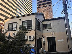 東京都中野区中野4丁目の賃貸アパートの外観