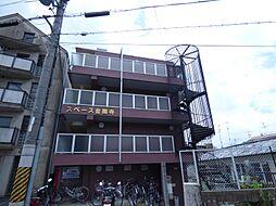 スペース金閣寺[1階]の外観