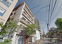 兵庫県神戸市中央区中山手通7丁目の賃貸マンションの外観