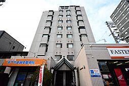 メロディハイム東帝塚山[2階]の外観