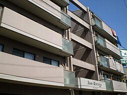 大阪府豊中市庄本町3丁目の賃貸マンションの外観