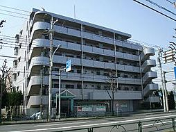 東京都小平市大沼町5丁目の賃貸マンションの外観