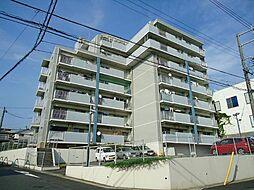 愛知県長久手市熊田の賃貸マンションの外観