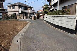 前面道路4m