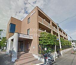 ブラントワール京都[302号室号室]の外観