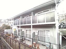 兵庫県神戸市東灘区鴨子ケ原2丁目の賃貸アパートの外観
