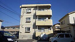 プリンスマンション[3階]の外観