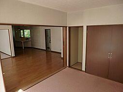 1階には和室が...