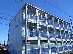 神奈川県横浜市鶴見区北寺尾2丁目の賃貸マンションの外観