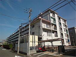 京都府京都市伏見区深草池ノ内町の賃貸マンションの外観