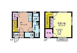 神奈川県横浜市中区小港町3丁目の賃貸アパートの間取り