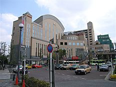 駅 東武鉄道「成増」駅・1280
