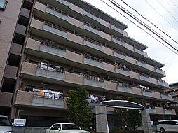 ベルヴィ西浦[6階]の外観