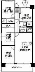 キャスビック田井城