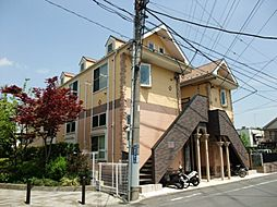 ネオステージ大倉山B棟[2階]の外観