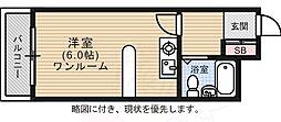 比治山橋駅 3.2万円