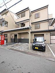 フラッティ吉野町B[103号室号室]の外観