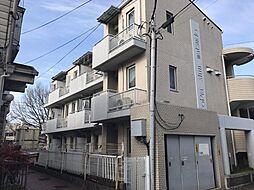 ベルトピア新松戸[101号室]の外観