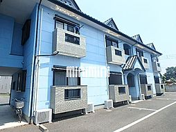 ミユキハイツI[2階]の外観