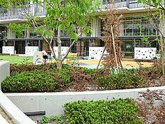 周辺環境:港区立芝浦幼稚園