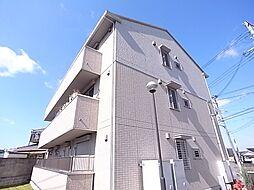 メルベーユ・メゾン土師ノ里[2階]の外観