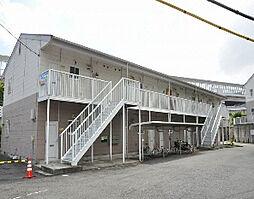 愛知県名古屋市緑区清水山2丁目の賃貸アパートの外観