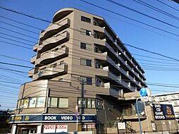 パストラルハイム三喜[6階]の外観