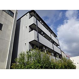 奈良県奈良市東城戸町の賃貸マンションの外観