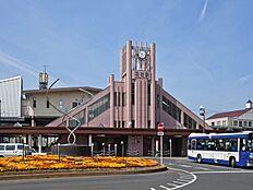 JR青梅線「羽村」駅まで1520m、最寄駅最寄駅までは徒歩19分です。