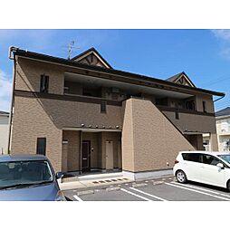 奈良県奈良市西大寺野神町2丁目の賃貸マンションの外観