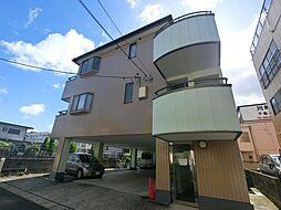 千葉県千葉市中央区南町3丁目の賃貸マンションの外観