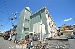 大阪府枚方市養父丘1丁目の賃貸マンションの外観