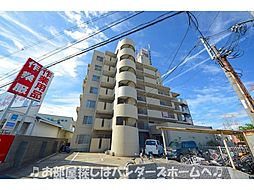 大阪府枚方市田口4丁目の賃貸マンションの外観