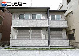 PRONUBE HOUCHI[1階]の外観