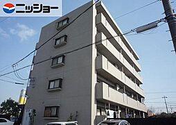 メゾンドラピュタII[4階]の外観