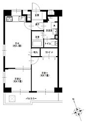 鷺沼南スカイマンション 5階