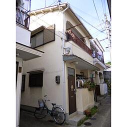 兵庫県神戸市兵庫区山王町2丁目の賃貸アパートの外観